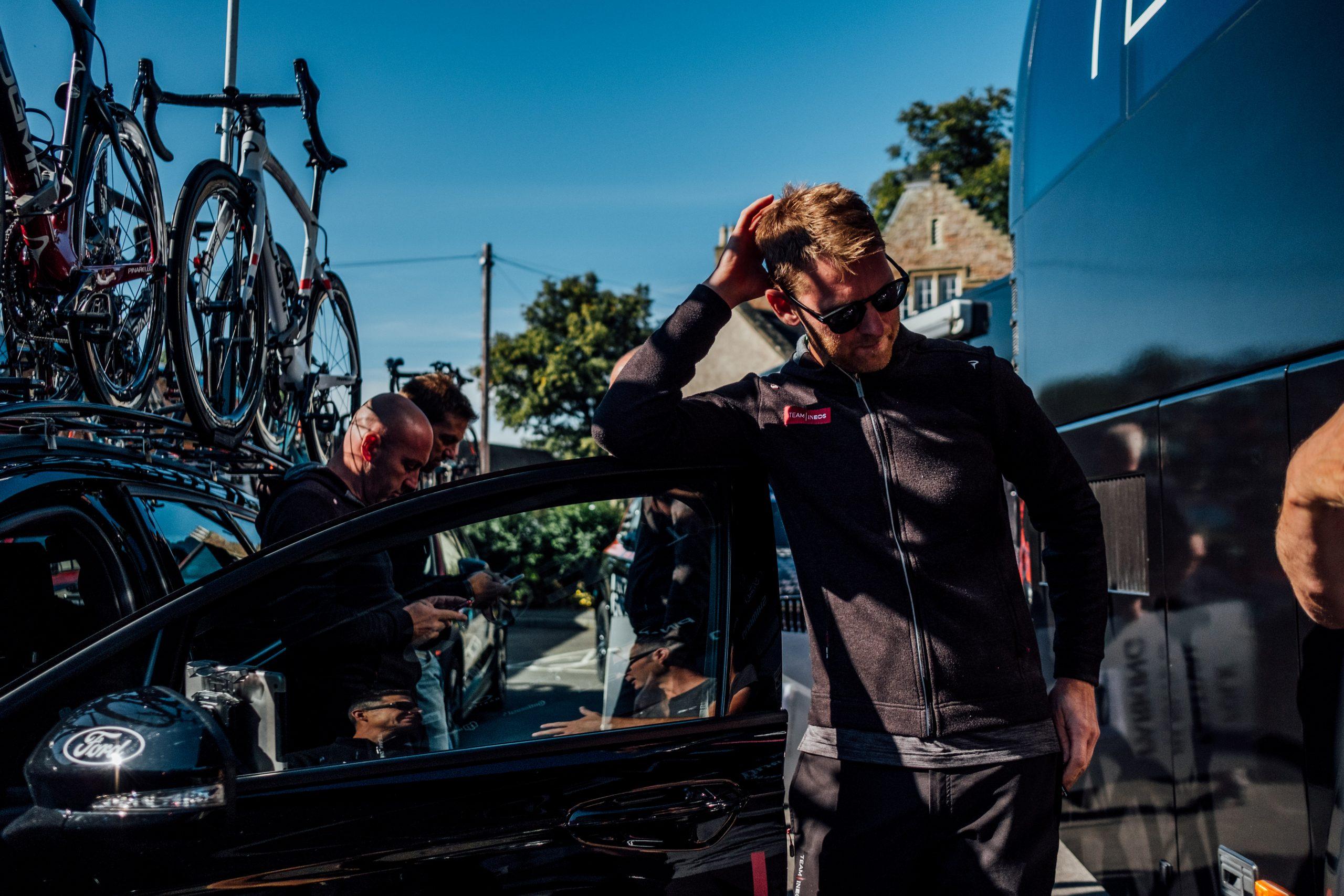 Tour de Gabba: Veien til en ny gul trøye
