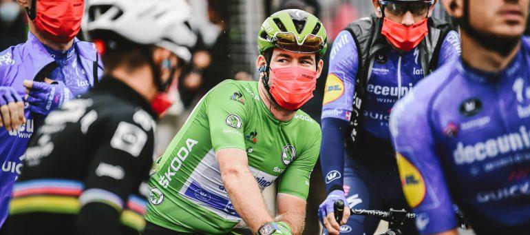 Cavendish og Grøndahl Jansen så vidt videre i Tour de France etter tidsdrama