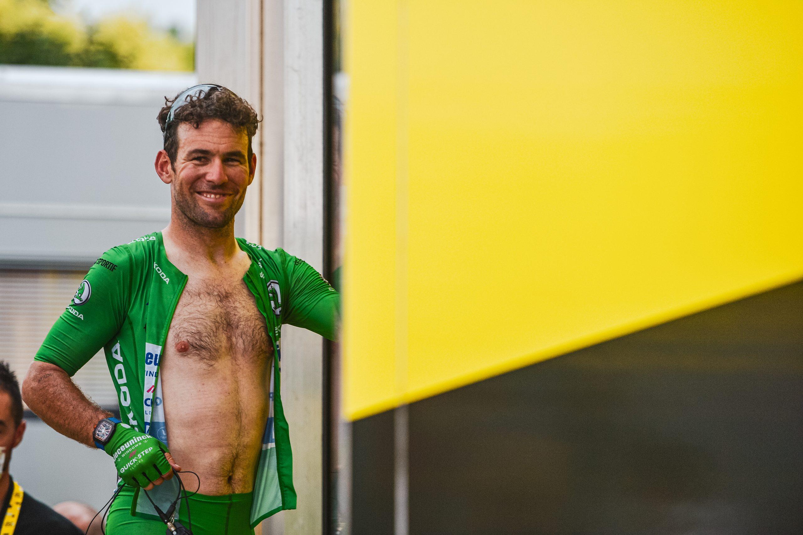 Cavendish, kun én bak Merckx-rekorden