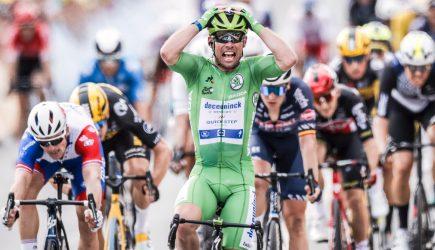 Cavendish, ringen sluttet i Chateauroux