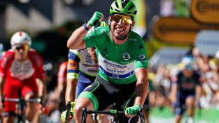 Historisk Cavendish tangerte Eddy Merckx